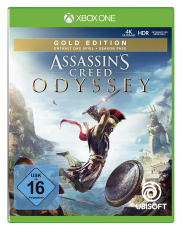 Assassins Creed Odyssey [Gold Edition]