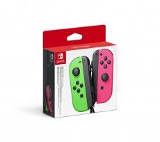 Nintendo Switch Joy-Con [2er-Set / Neon-Grün/Neon-Pink]