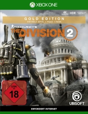 Tom Clancys - The Division 2 [Gold Edition]