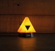 The Legend of Zelda Triforce 3D Leuchte [10 cm]