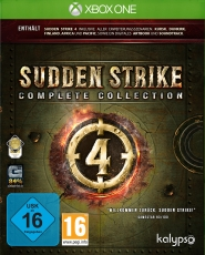 Sudden Strike 4 [Complete Collection]