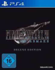 Final Fantasy VII HD Remake [Deluxe Edition]