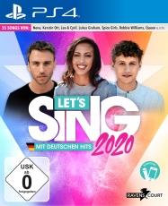 Lets Sing 2020 mit deutschen Hits