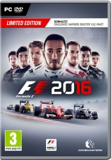 F1 2016 [Limited Edition] [AT]