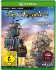 Port Royale 4 {XBox ONE}
