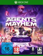 Agents of Mayhem [Day 1 Edition]