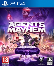 Agents of Mayhem [Day 1 Edition] [AT]