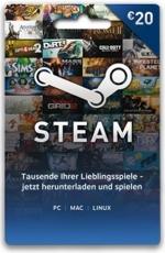 Steam Guthaben (20 Euro) [Code]