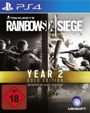Tom Clancys Rainbow Six Siege [Year 2 Gold Edition]