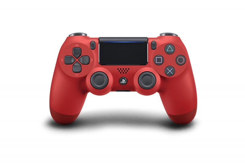 PlayStation 4 - DualShock 4 Wireless Controller [rot]