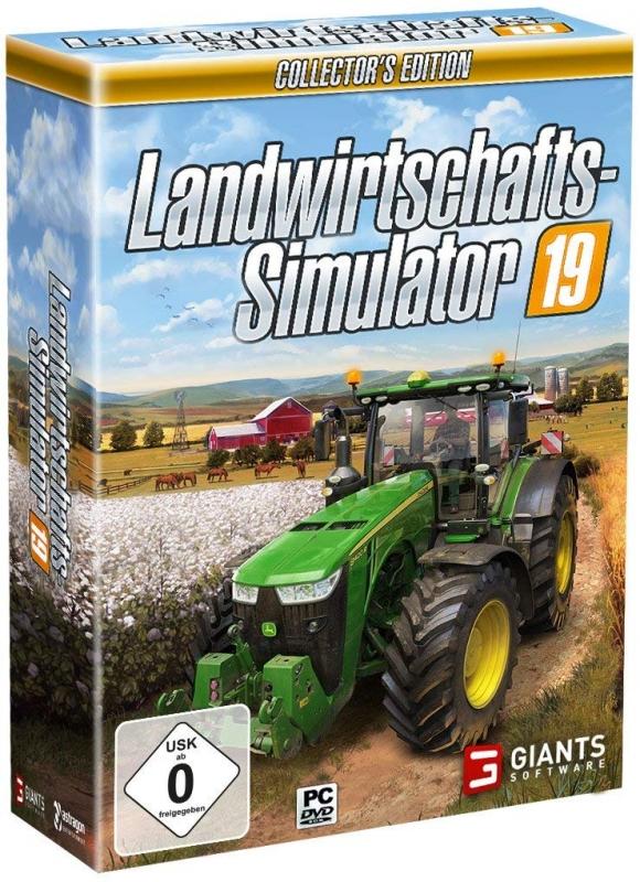 Landwirtschafts-Simulator 19 [Collector's Edition]
