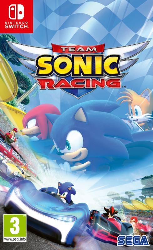 Team Sonic Racing [AT]