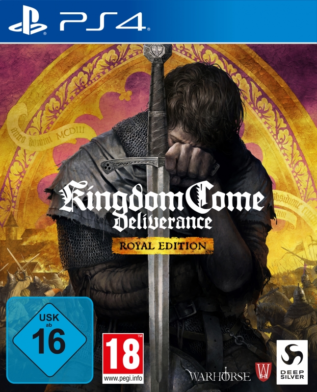 Kingdom Come Deliverance [Royal Edition]