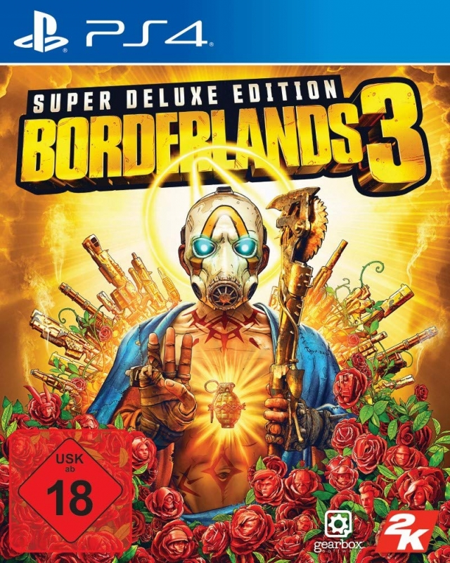 Borderlands 3 [Super Deluxe Edition]