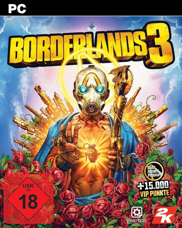 Borderlands 3 [Code in a Box]