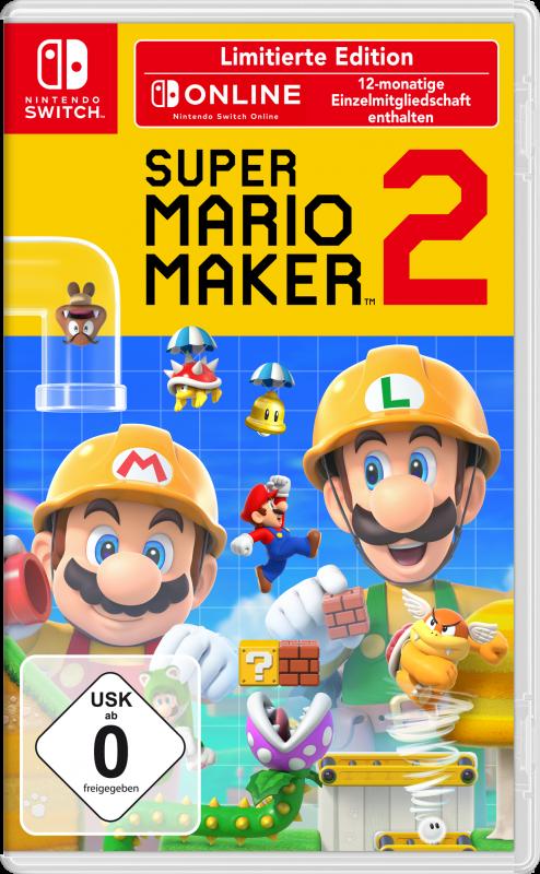 Super Mario Maker 2 [Limitierte Edition]