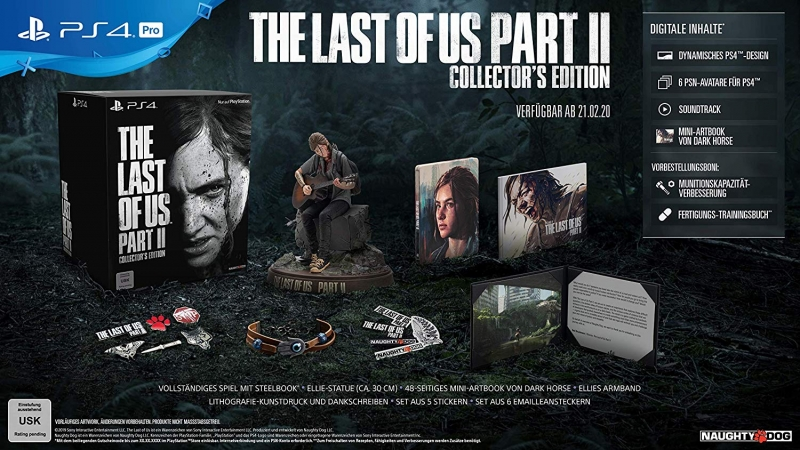 The Last of Us: Part II [Collector's Edition]