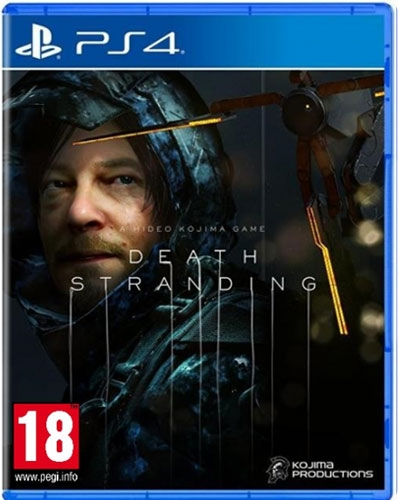 Death Stranding [Preorder Theme + Gold Items] [AT]