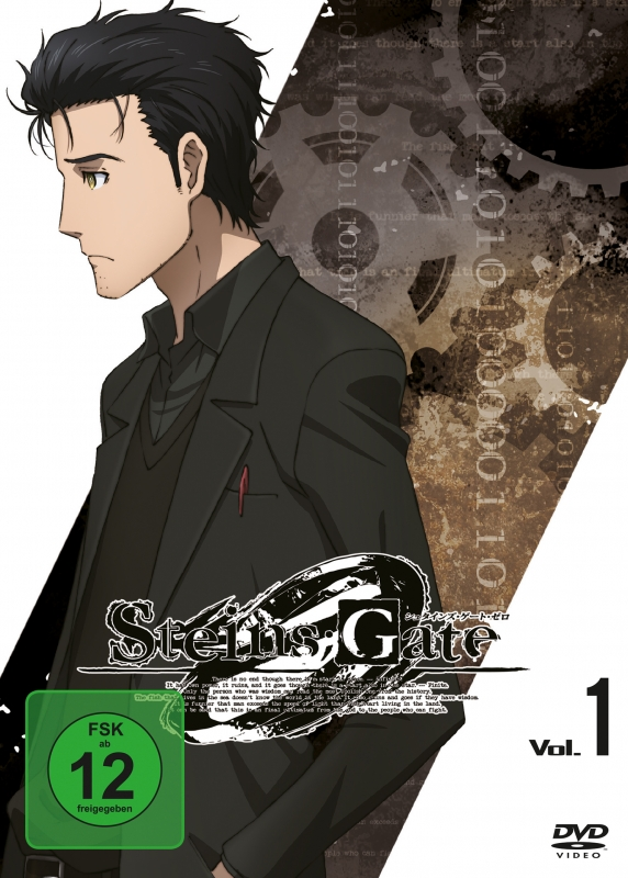 Steins;Gate 0 Vol. 1 [DVD]