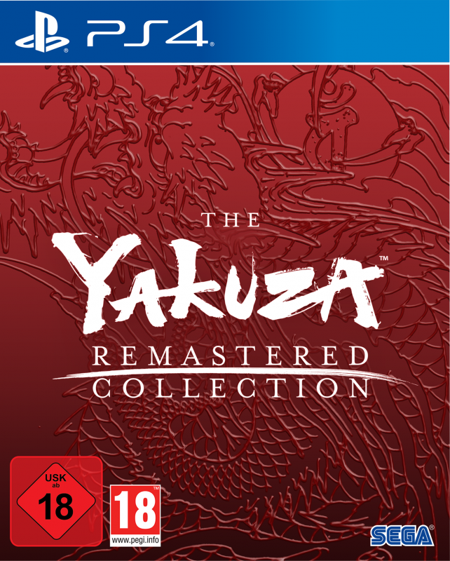 The Yakuza Remastered Collection [Day One Edition] {PlayStation 4}