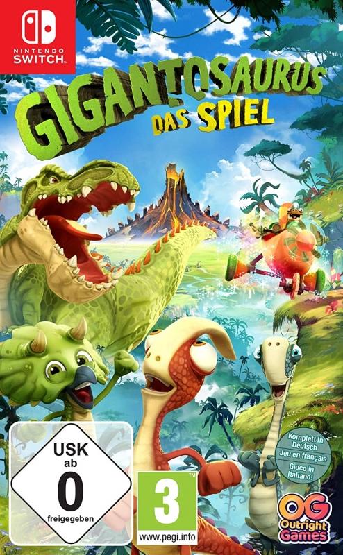 Gigantosaurus - Das Spiel