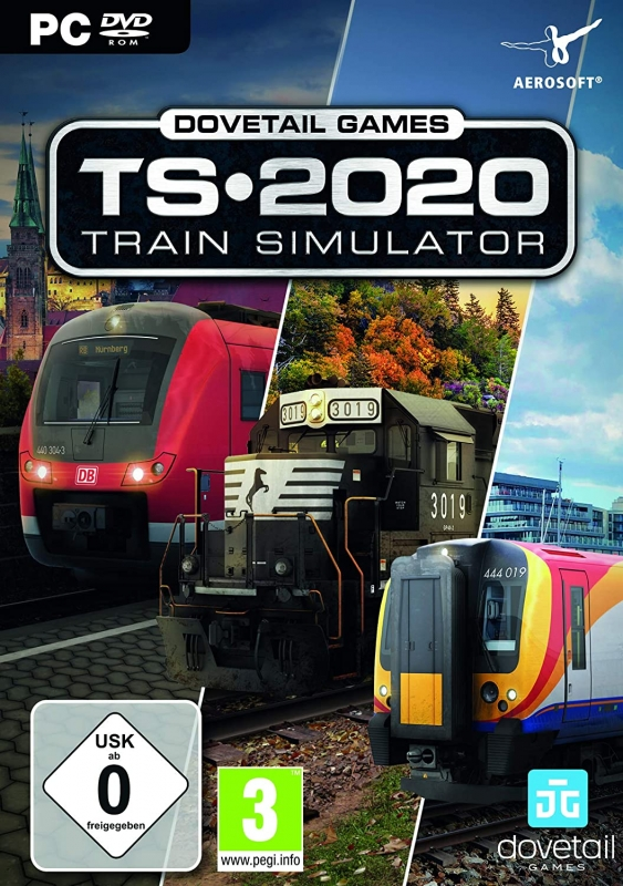 Trainsimulator 2020