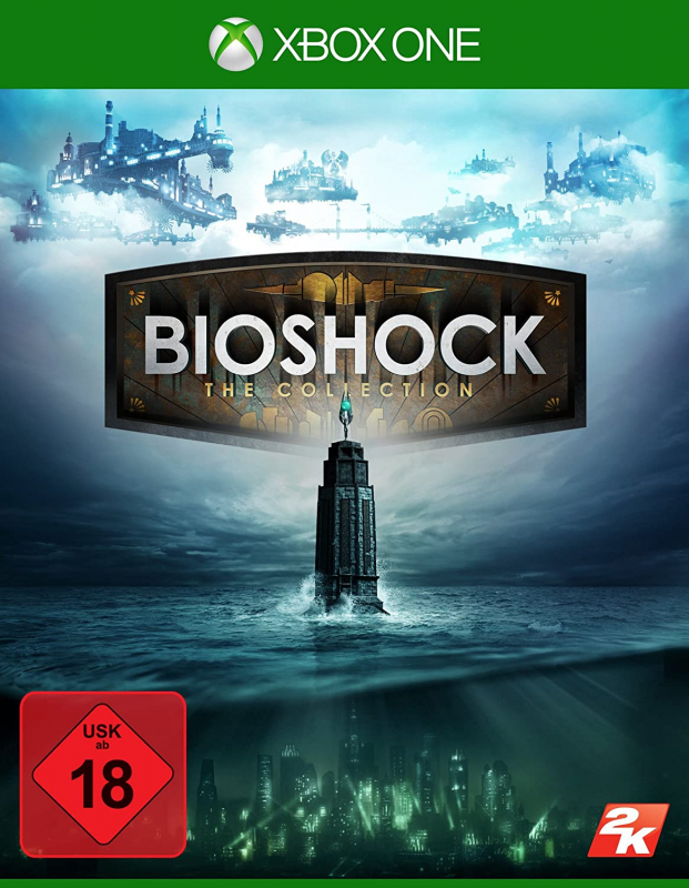 BioShock [The Collection] {XBox ONE}