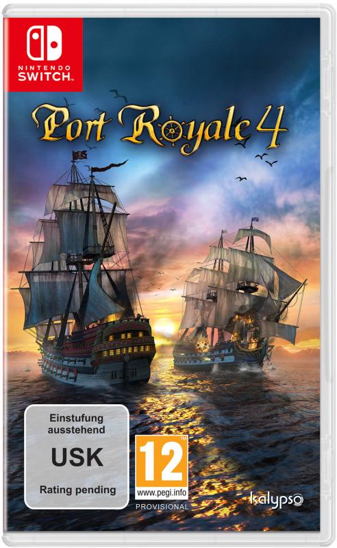 Port Royale 4 {Nintendo Switch}
