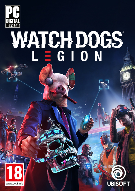 Watch Dogs Legion [AT] {PC}