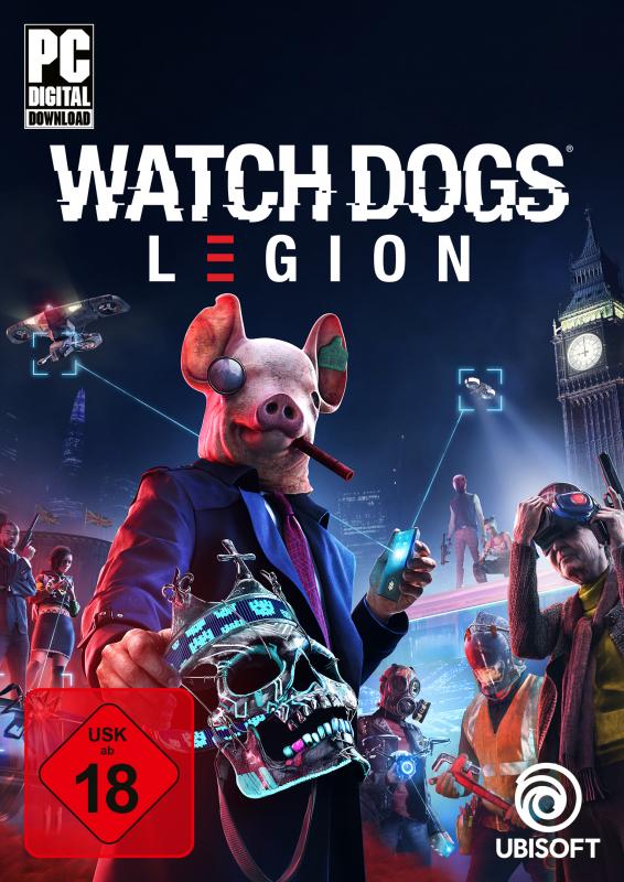 Watch Dogs Legion {PC}