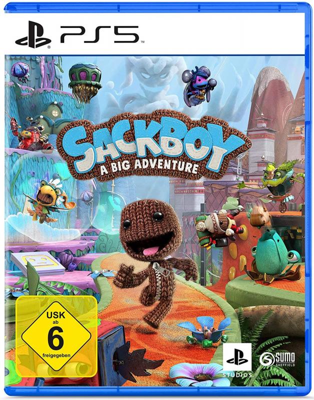 Sackboy: A Big Adventure {PlayStation 5}