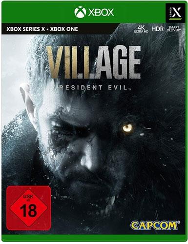 Resident Evil Village (UNCUT) {XBox ONE / XBox Series X}