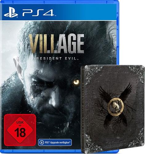 Resident Evil Village (UNCUT) [Steelbook Edition] {PlayStation 4}