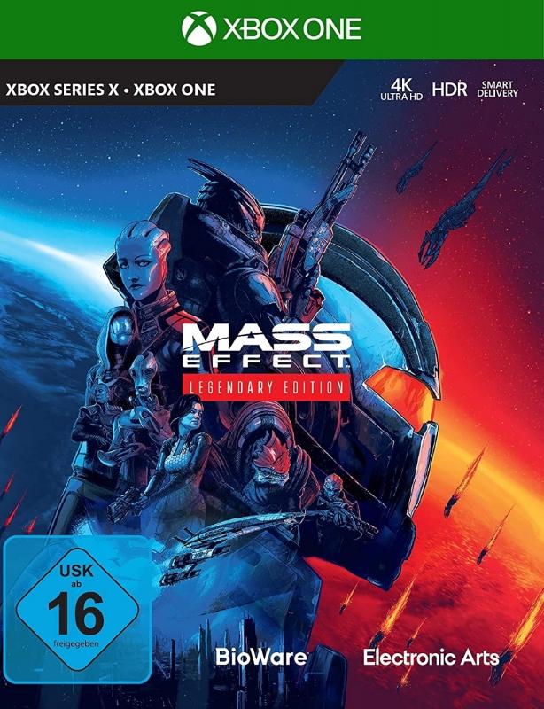 Mass Effect [Legendary Edition] {XBox ONE}
