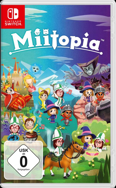 Miitopia {Nintendo Switch}