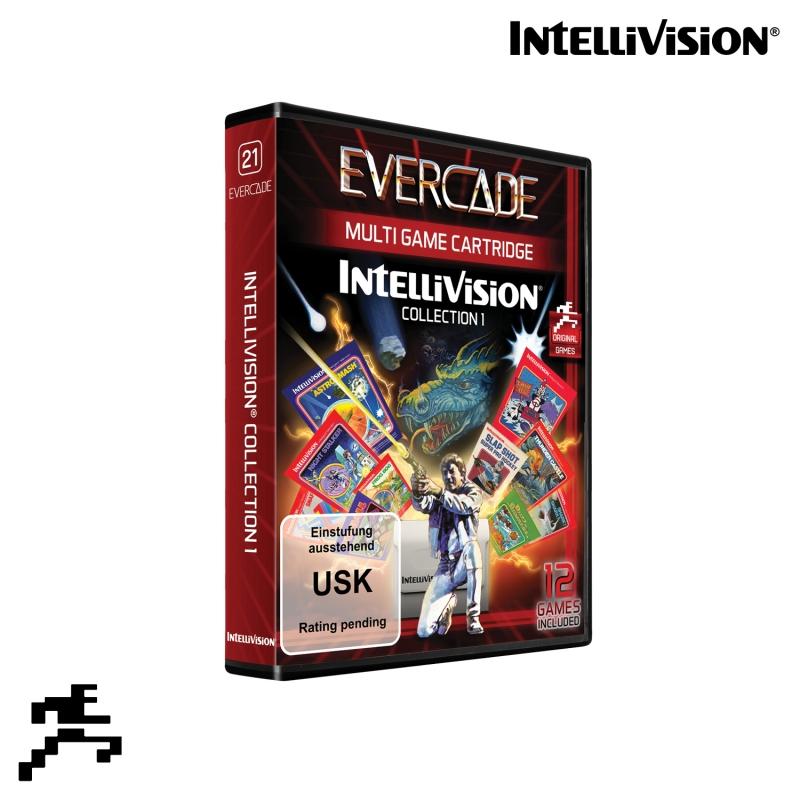 Blaze Evercade Intellivision Cartridge 1