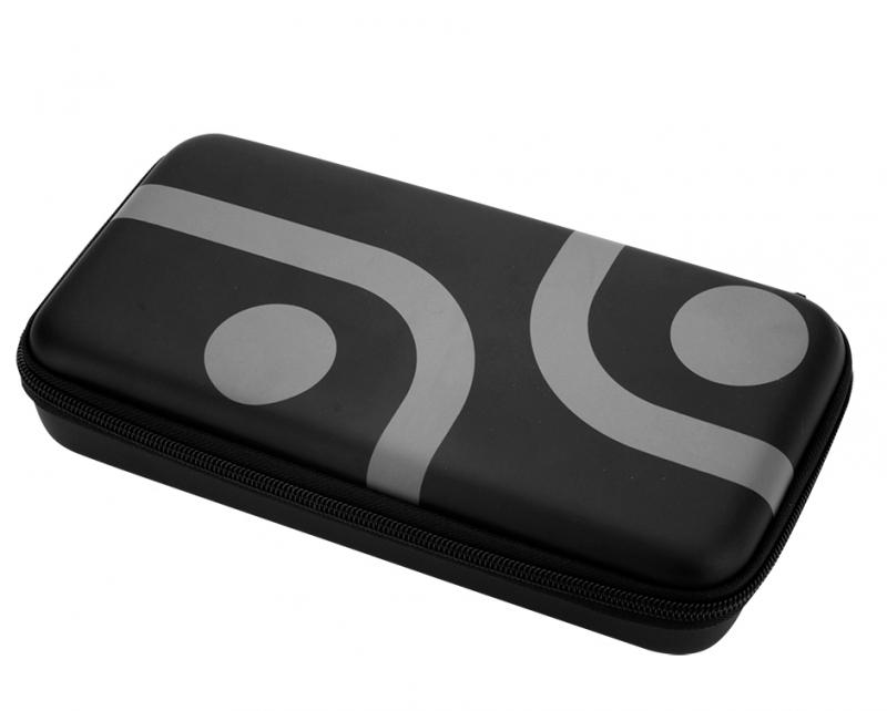 Schutzhülle / Armour Case (inkl. Bildschirm-Schutz) [grau] {Nintendo Switch}