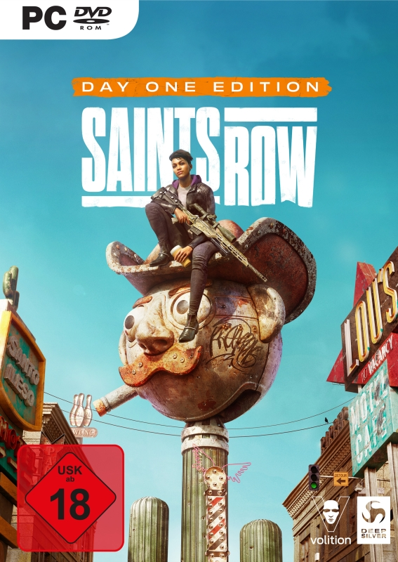Saints Row [Day One Edition] {PC}