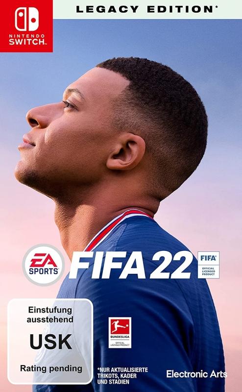 FIFA 22 [Legacy Edition] {Nintendo Switch}