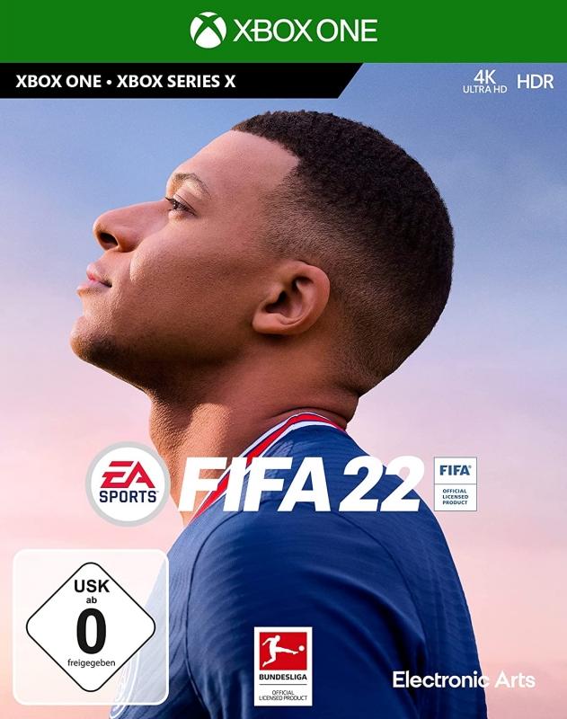 FIFA 22 {XBox ONE}