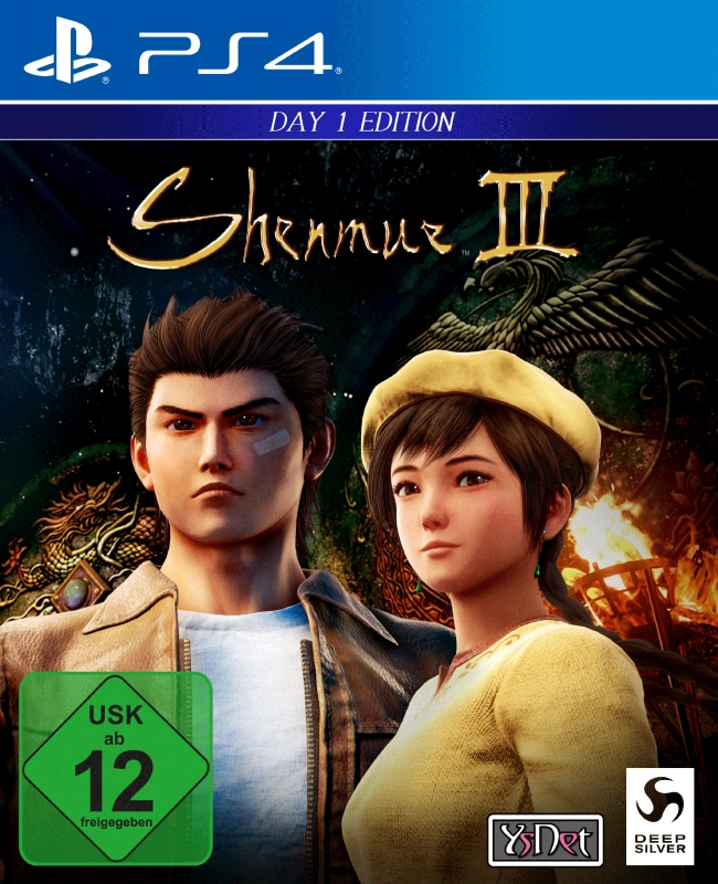 Shenmue III [Day One Edition]