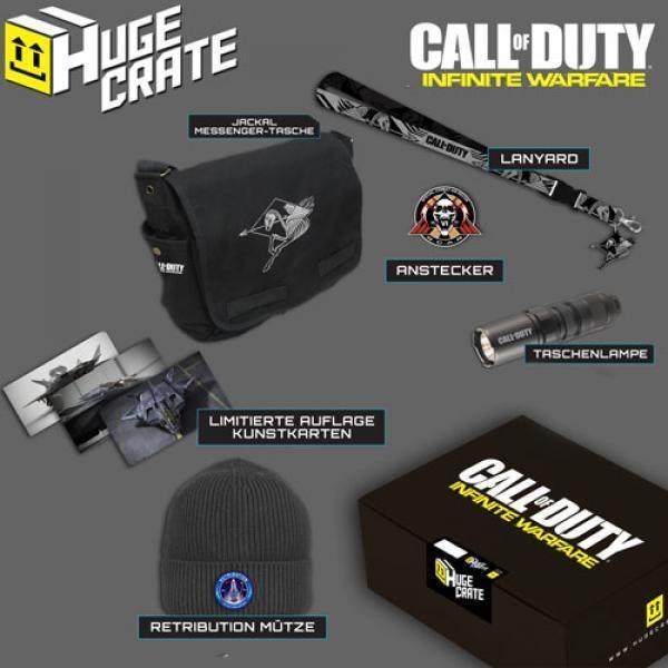 Call of Duty - Infinite Warfare Fanbox