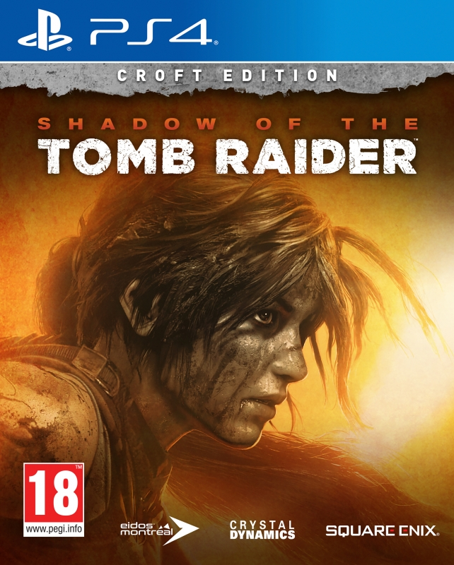 Shadow of the Tomb Raider [Croft Edition] [AT]