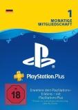 PlayStation Plus Mitgliedschaft (1 Monat) [Deutschland] [Code]