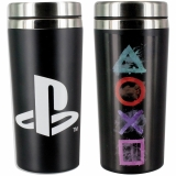 PlayStation Reisebecher Icons [Thermobecher]
