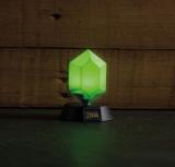 The Legend of Zelda Grüner Rubin 3D Leuchte [10 cm]