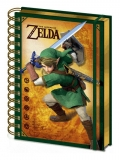 The Legend of Zelda 3D Link Wiro Notizbuch [DIN A5]