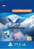Ace Combat 7: Skies Unknown [Season Pass] [PS4 Code Deutschland]