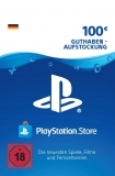 PlayStation Store Guthaben (100 Euro) [Deutschland] [Code]