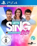 Lets Sing 2020 mit deutschen Hits {PlayStation 4}